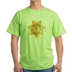 Yuma County Sheriff Green T-Shirt