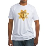 Yuma County Sheriff Fitted T-Shirt