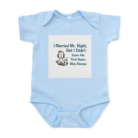 Mr Infant Creeper