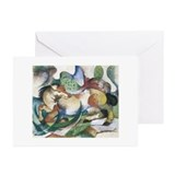 Marc Greeting Cards (Pk of 10)