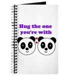 HUG THE ONE YOU'RE WITH Journal