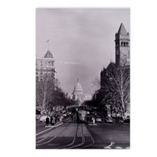 Capitol View Postcards (Package of 8)