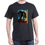 Rastafari - Living in the Light Dark T-Shirt