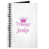 Princess Jordyn Journal