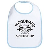 Woodward Speedshop Bib