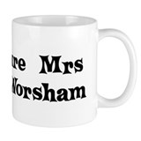 The Future Mrs Zachery Wors Coffee Mug
