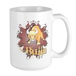 Bulls Large Mug