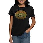 Eight Ball Question Women's Dark T-Shirt