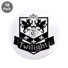 "Twilight Symbol 3.5"" Button (10 pack)"