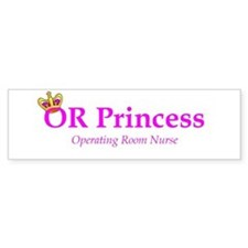 OR Princess RN Bumper Sticker (10 pk)