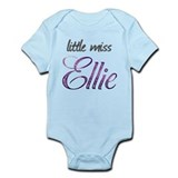 Cute Ellie Infant Bodysuit