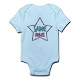 Cute Girl's name Infant Bodysuit