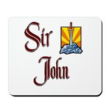 Sir John Mousepad