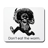 Mexican Skeleton Mousepad