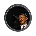 Bring on Obama Wall Clock