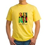 Joe The Speaker Yellow T-Shirt