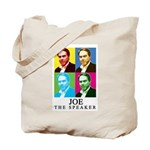 Joe The Speaker Tote Bag