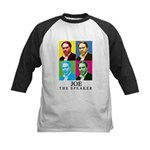 Joe The Speaker Kids Baseball Jersey