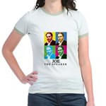 Joe The Speaker Jr. Ringer T-Shirt