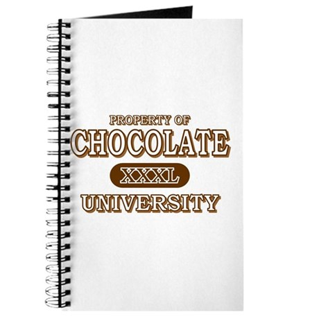 Chocolate U Journal