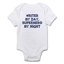 Writer by day Infant Bodysuit