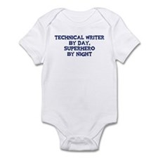 Technical Writer by day Infant Bodysuit