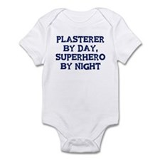 Plasterer by day Infant Bodysuit