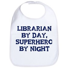 Librarian by day Bib