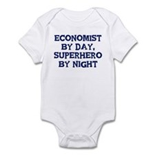 Economist by day Infant Bodysuit