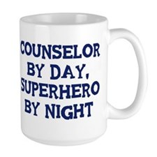 Counselor by day Mug