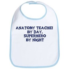 Anatomy Teacher by day Bib