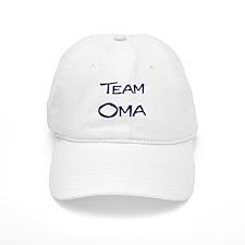 Team Oma Baseball Cap