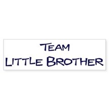 Team Little Brother Bumper Sticker