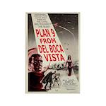 Plan 9 From Del Boca Vista Retro Magnet