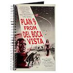 Plan 9 From Del Boca Vista Retro Journal