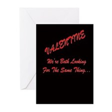 LOOKING FOR SOMEONE ELSE Greeting Cards (Pk of 10)