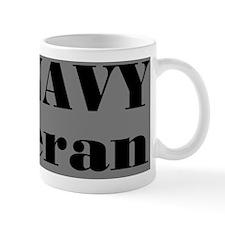 USN Veteran Mug