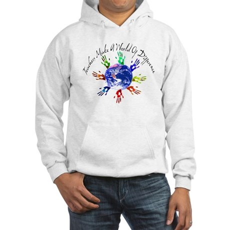 World of Difference Hooded Sweatshirt