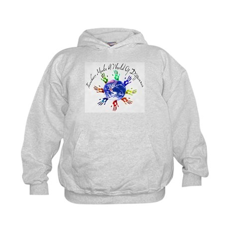 World of Difference Kids Hoodie
