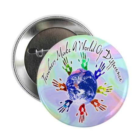 "World of Difference 2.25"" Button (10 pack)"