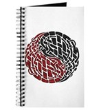 Celtic Knotwork Yin Yang Journal