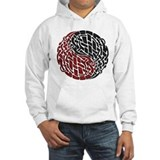Celtic Knotwork Yin Yang Jumper Hoody