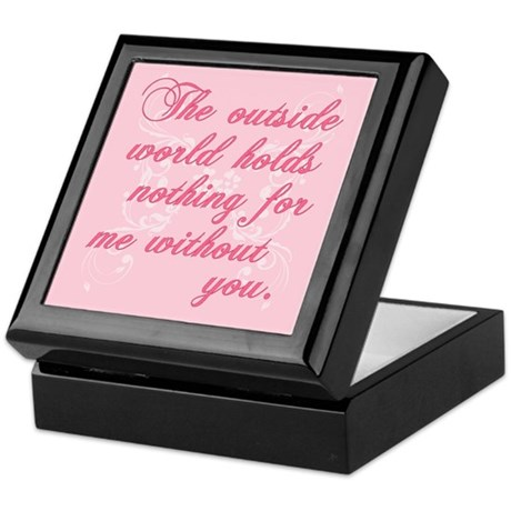 Twilight Valentine Keepsake Box