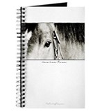 Horse Eye Art Journal