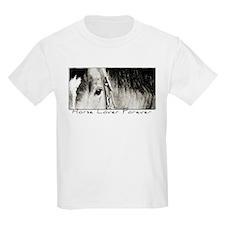 Horse Eye Art T-Shirt
