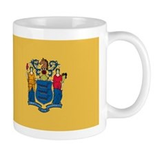 Beloved New Jersey Flag Moder Coffee Mug