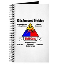 12th Armored Division 495th Journal