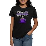 Cafe Latte Women's Dark T-Shirt