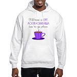 Cafe Latte Hooded Sweatshirt