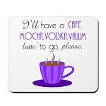 Cafe Latte Mousepad